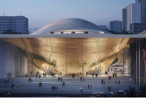 Итоги конкурса концепций концертного комплекса филармонии в Екатеринбурге