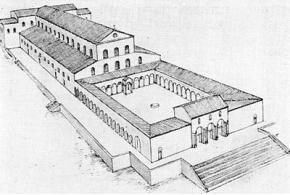 Раннехристианская церковь как новый архитектурный тип
