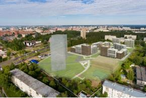Конкурсные проекты ЖК «Покровский» в Ижевске: проект под девизом 100001