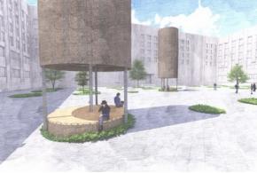 Итоги конкурса концепций общественной зоны в высшем учебном заведении