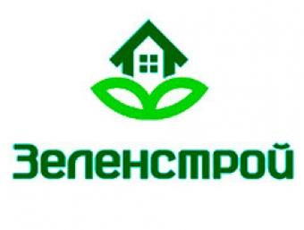 Логотип компании «Зеленстрой»