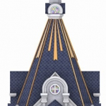 Архитектурное бюро MADE GROUP. Храм во имя Новомучеников и Исповедников Российских в Ижевске. Визуализация