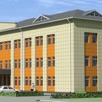 Реконструкция здания АБК по пр. Дерябина