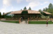 Проект Ижевского зоопарка. Архитекторы: Денис Зайцев, Екатерина Зелинская