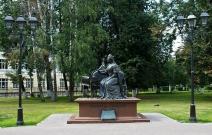 Московская область, г. Подольск. Светильники «Владимир»