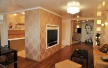 Дизайн частной квартиры в классическом стиле. Ижевск