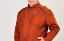 Куртка «Осень», валяный.