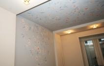 Декоративно-художественная роспись стен в квартире
