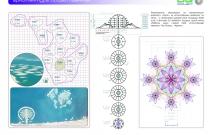 Архитектурная студия «ДГ ПРОЕКТ». Предпроектное предложение по архитектурному комплексу «Лотос». Дубай, ОАЭ, искусственный архипелаг The World, «Африка»
