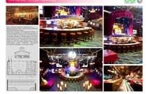 Архитектурная студия «ДГ ПРОЕКТ». Клуб-бар «1171». Москва, Савинская набережная, 21