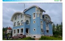 Архитектурная студия «ДГ ПРОЕКТ». Проект реконструкции фасадов и крыши частного загородного дома. МО, г. Апрелевка, КП «Исток»