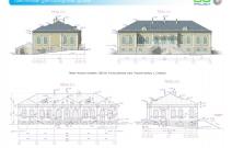 Архитектурная студия «ДГ ПРОЕКТ». Проект частного особняка в классическом стиле. Тульская область, д. Спицино