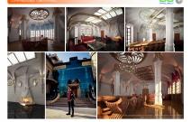 Архитектурная студия «ДГ ПРОЕКТ». Поиск идей для гостиной. МО, Одинцовский район, д. Грязь