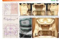 Архитектурная студия «ДГ ПРОЕКТ». Дизайн интерьера пентхауса на 24-м этаже. Москва, ул. Новочерёмушкинская, 63