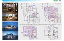 Архитектурная студия «ДГ ПРОЕКТ». Проект загородного дома. МО, п. Никольские Озера, ул. Лесная