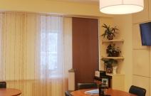 Дизайн офиса в традиционном стиле.