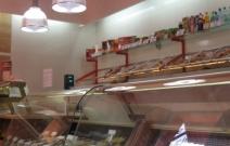 Интерьер кафе и кулинарии «Оказия»