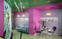 Салон красоты «Ирис», холл. Ижевск