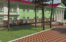 Капитальный ремонт санатория Глуховская в Белебеевском районе Республики Башкортостан