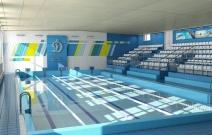 Дизайн интерьеров стадиона «Динамо». Ижевск