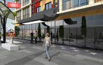 Архитектурное бюро MADE GROUP. Жилой комплекс «Голливуд» на улице 10 лет Октября в Ижевске. Визуализация