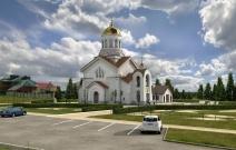 Архитектурное бюро MADE GROUP. Храм Святого Великомученика и Победоносца Георгия. Визуализация