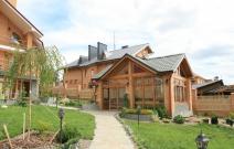 Проект индивидуального жилого дома на берегу пруда в Воткинске
