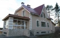 Проект индивидуального жилого дома в Ижевске