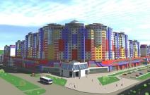 Проект планировки по ул. Молодёжной в Ижевске