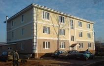 Строительство дома в г. Ижевске, ул. Чкалова