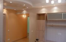 СК «РЕВС». Внутренние отделочные работы. Квартира в г. Ижевске, ул. К. Либкнехта, 78