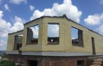 Строительство дома в д. Пирогово Завьяловского района Удмуртии, ул. Цветочная