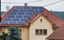 Солнечная электростанция 4 кВт. Частный жилой дом. Самара