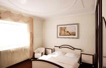 Дом 120 кв.м. Спальня.