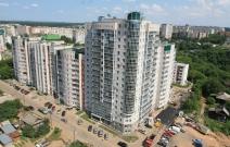 Проект жилого дом №10 в 6 микрорайоне северо-западного жилого района Ижевска